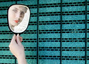 """""""True Mirror Image,"""" photography by Dolores Juhas (2010). Copyright (c) Dolores Juhas. All Rights Reserved."""