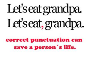 It's all fun and games until someone eats grandpa.