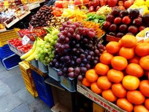 Fruit stand, Venice (2015)
